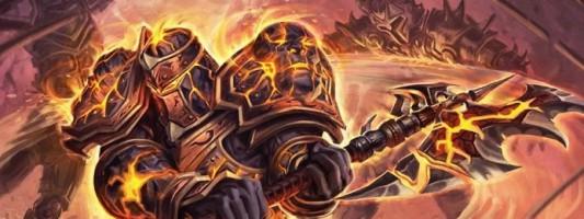 Rextroy im PvP: Ein Schutz-Krieger mit einer zweihändigen Waffe