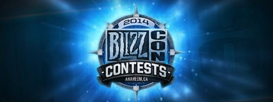 Wettbewerbe auf der BlizzCon 2014