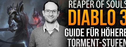 Guide für höhere Torment-Stufen