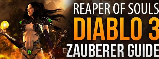 Guide: Der Reaper of Souls Zauberer