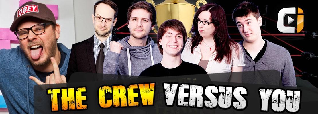 Heute Abend: The Crew versus You