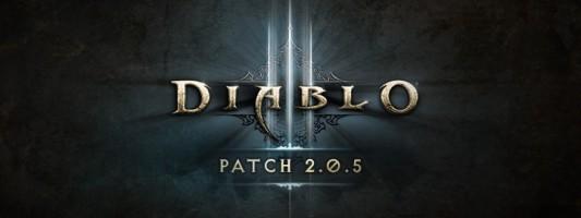 Diablo 3: Englische Patchnotes zu Patch 2.0.5