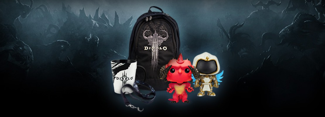 Diablo 3: Blizzards Jubiläum-Beutesackverlosung