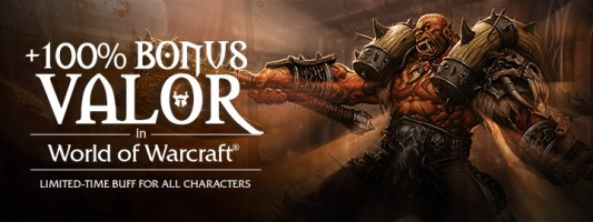 WoW: Weitere Heart of the Valorous Buffs sind geplant
