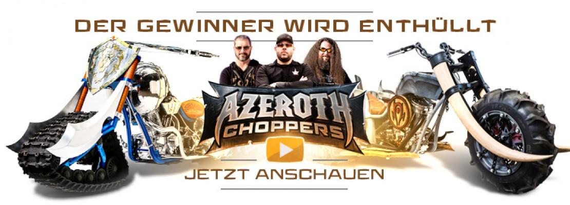 Azeroth Choppers Episode 8: Und der Gewinner ist …