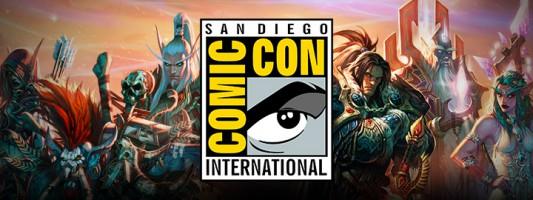 Blizzard Entertainment auf der San Diego Comic Con 2014