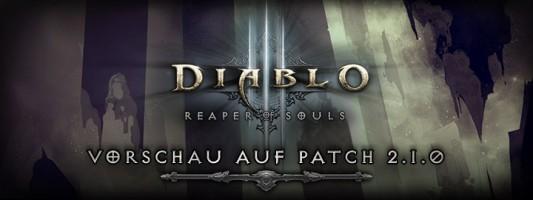 Diablo 3: Der Testserver zu Patch 2.1.0 startet bald