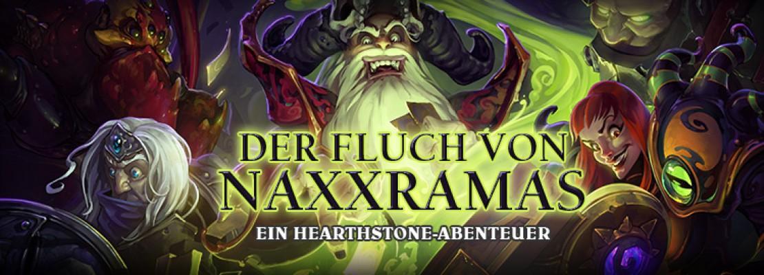 """Hearthstone: Neue Informationen zu """"Der Fluch von Naxxramas"""""""