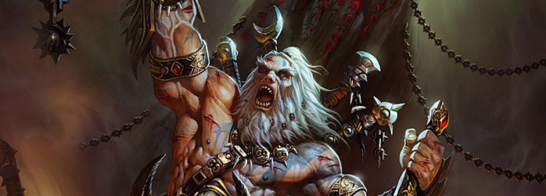 "Diablo 3: Der ""Whirldwind""-Barbar aus Patch 2.2"