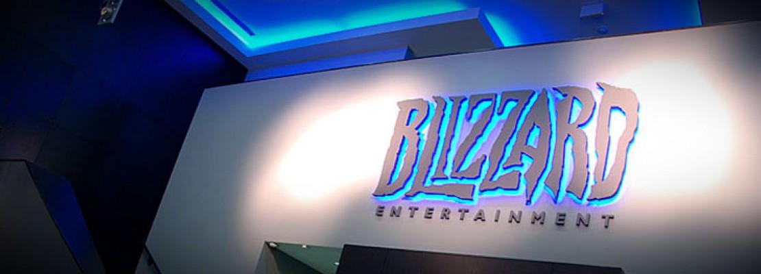 Blizzard: Der Prototyp des Geschenks für 25 Jahre als Mitarbeiter von Blizzard