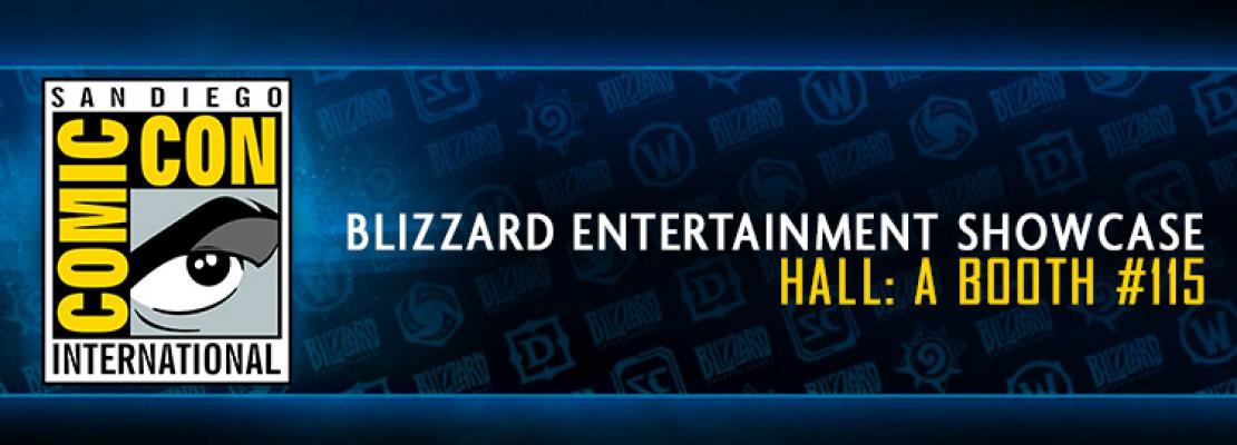 Comic-Con: Das Blizzard Showcase Panel