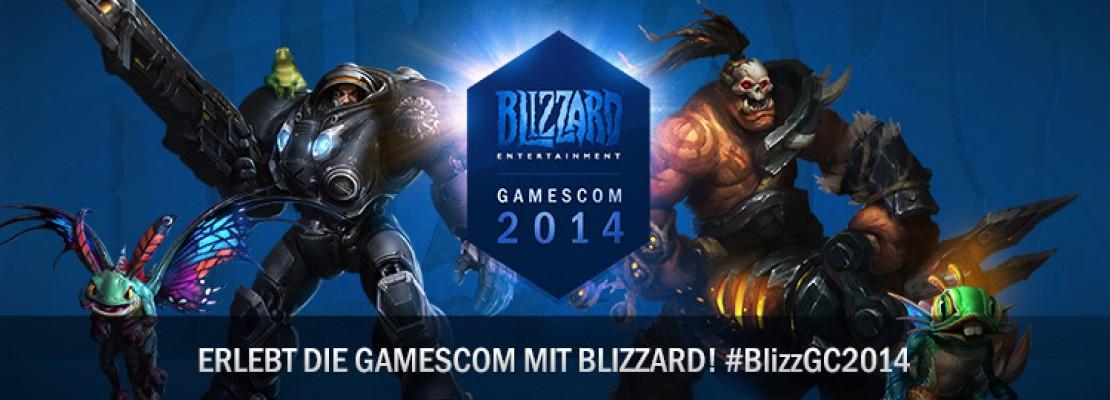 Blizzard Gamescom: Um 18.00 Uhr startet der Livestream