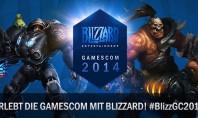 Blizzard auf der Gamescom: Webseite und Livestream