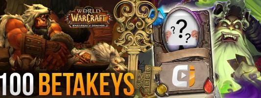 Großes WoD-Gewinnspiel: 100 Betakeys!
