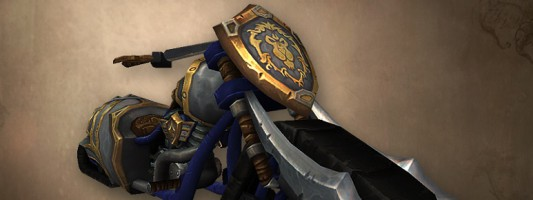 "WoD: ""Update"" Der Allianz-Chopper kommt nach Azeroth"