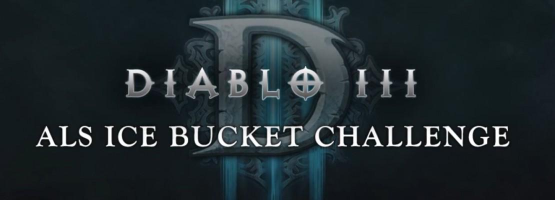 Diablo 3: Die ALS Ice Bucket Challenge der Entwickler