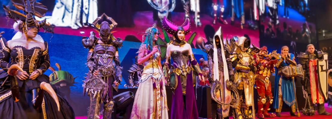 Gamescom: Gewinner des Blizzard-Kostümwettbewerbs