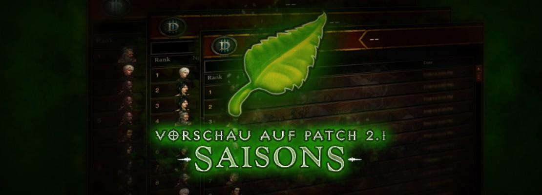 Diablo 3: Offizielle Vorschau auf die Saisons