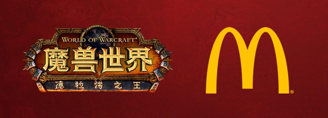 WoD: Chinesen erhalten drei WoW-McDonalds