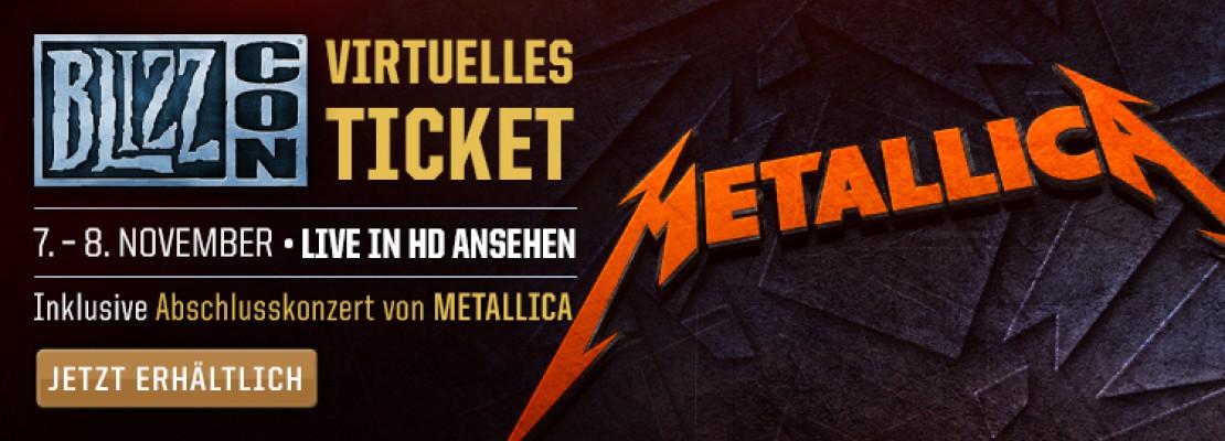 Metallica auf der BlizzCon 2014
