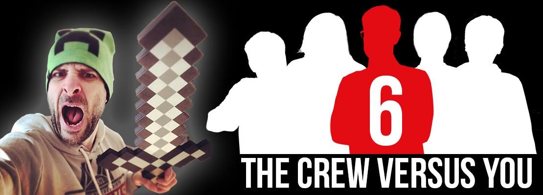 Bewerbungen: Crew versus You #6