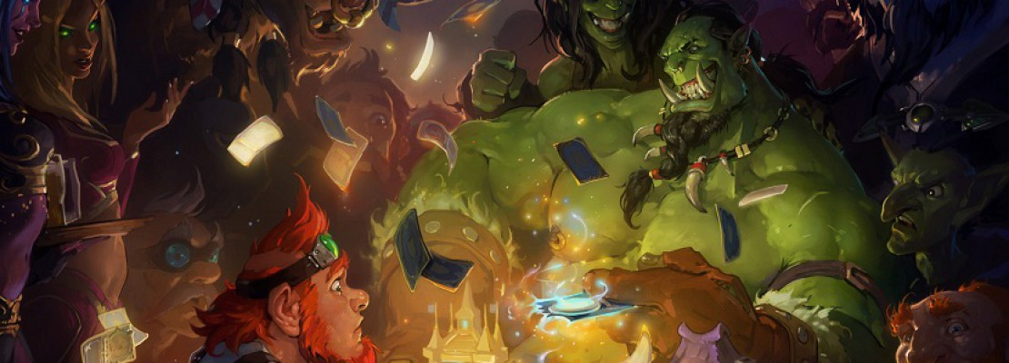 Fan Art: Warlords of Draenor in Hearthstone