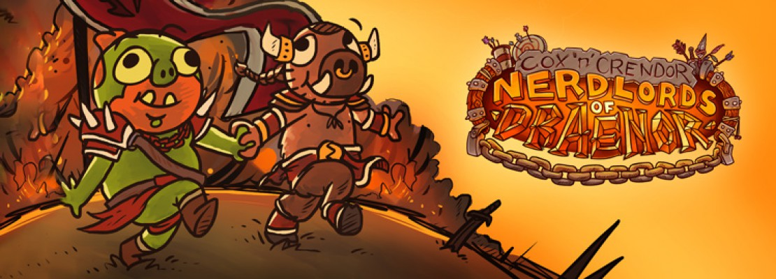 "WoW: Nerdlords of Draenor  ""Update"" Teil 2"