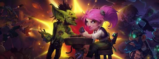 Hearthstone: Goblins, Gnome und eine neue Karte