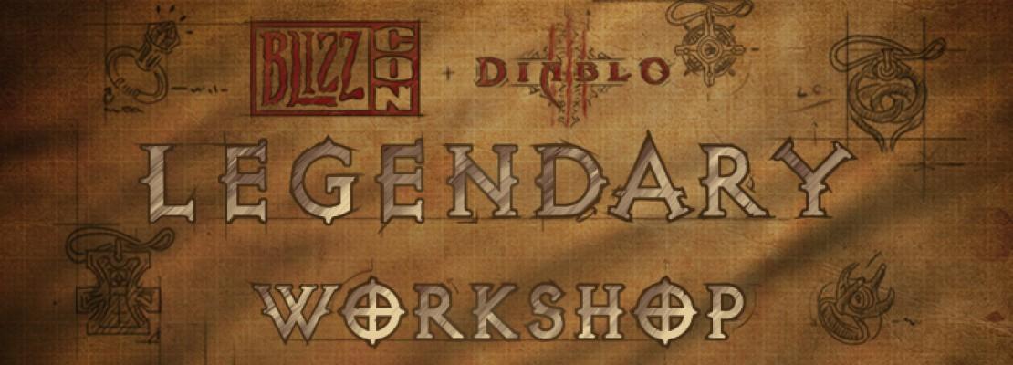 BlizzCon: Legendary Workshop – Eigenschaft enthüllt