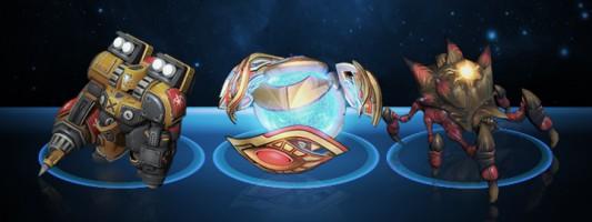 Starcraft: Vorschau auf den Mehrspielermodus in Legacy of the Void