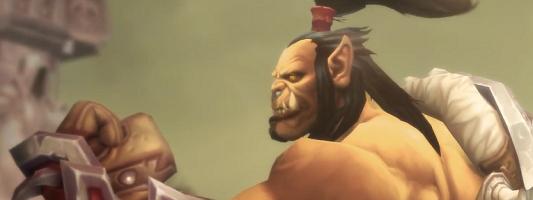 WoW: Conan O'Brien spielt Warlords of Draenor