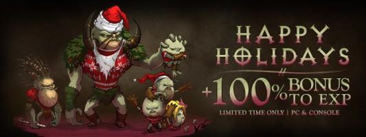 Diablo 3: 100% mehr Erfahrung für die nächsten Tage