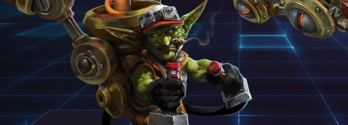 """Heroes: """"Update"""" Die Verbesserungen für Gazlowe sind noch immer geplant"""