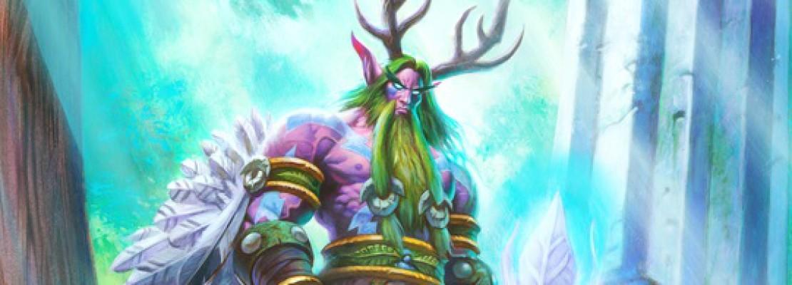 Hearthstone: Ein neuer Zauber für den Druiden