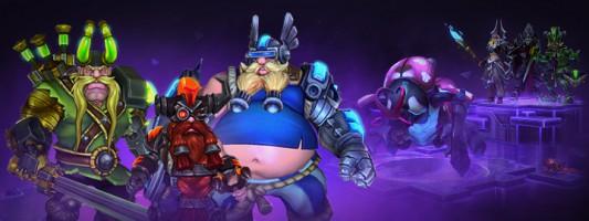 Heroes: Bald sind neue Skins verfügbar!