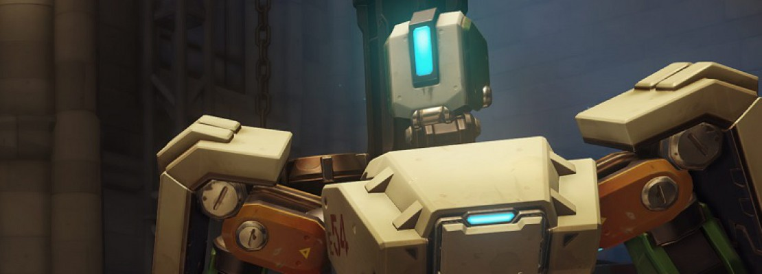 Overwatch: Ein Gameplay Video zu Bastion