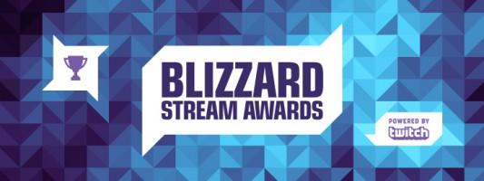 Blizzard: Die Gewinner der Streamingpreise für das Jahr 2014