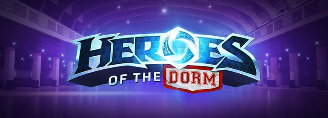 Heroes: Ein neues Interface für die Austrahlung von Heroes of the Dorm