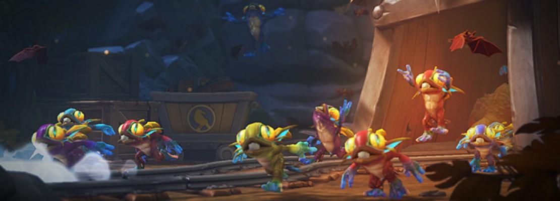 Heroes: Die Entwickler über die Zukunft der gewerteten Spiele