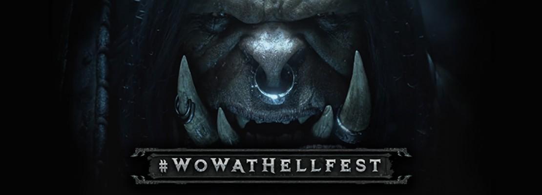 """Blizzard: """"Update"""" Blizzard auf dem Hellfest 2015"""
