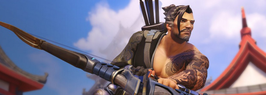 "Overwatch: Ein Video zu dem Helden ""Hanzo"""
