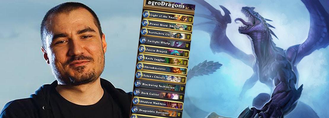 Kripps Aggro Priester Drachen Deck