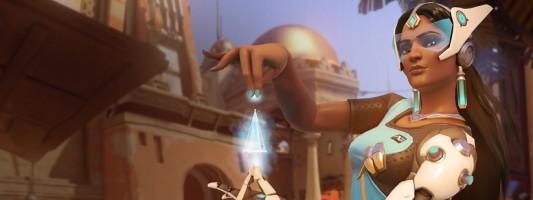 """Overwatch: Ein Video zu """"Symmetra"""""""