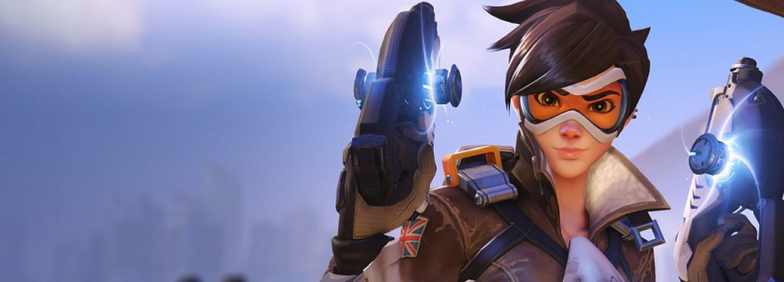 "Overwatch: Ein Video zu dem Helden ""Tracer"""