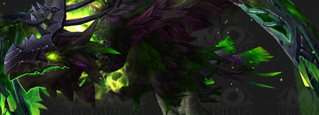 "WoW Patch 6.2: Die ""Corrupted Dreadwing"" für 150.000 Apexiskristalle"