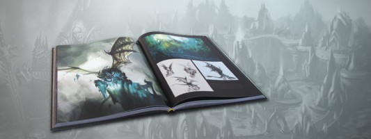 WoW: The Art of World of Warcraft
