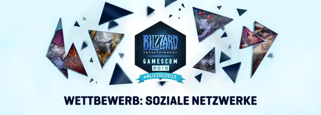Gamescom: Kommende Wettbewerbe in den sozialen Netzwerken