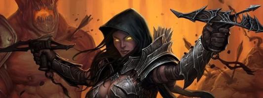Diablo Immortal: Die Rüstungssets für den Dämonenjäger und den Zauberer