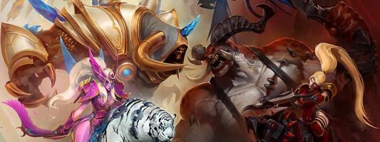 Heroes: Alle Schlachtfelder sind nun wieder verfügbar
