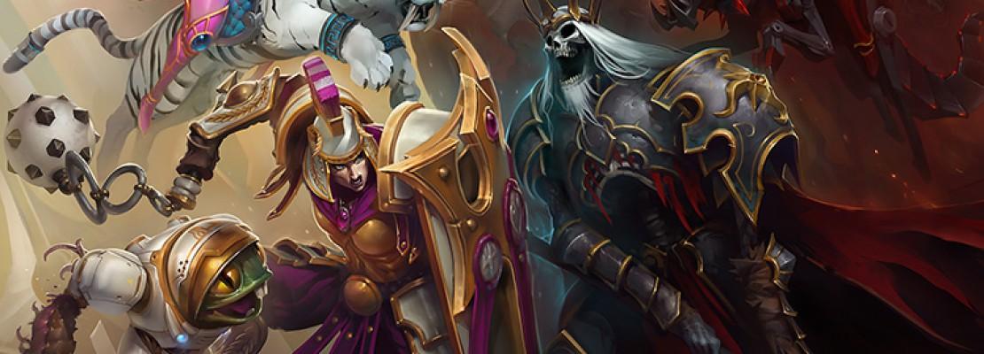 Heroes: Zwei neue Helden wurden auf der E3 vorgestellt